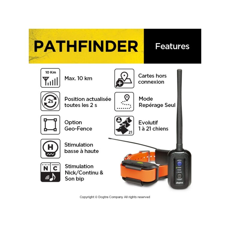 features dogtra pathfinder